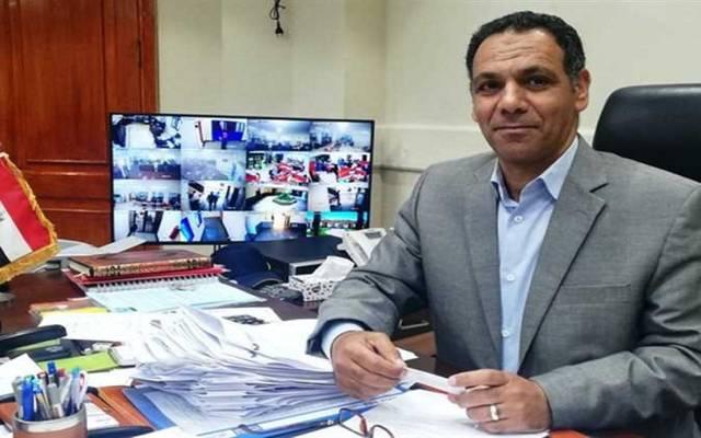 عمار مندور رئيس جهاز تنمية مدينة بدر