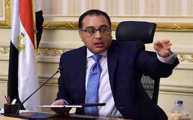 مصطفى مدبولي رئيس مجلس الوزراء المصري