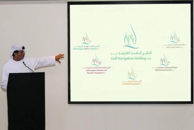 خميس جمعة بوعميم الرئيس التنفيذي لمجموعة الخليج للملاحة القابضة