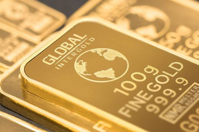 Egypt's gold reserves rise 21.5% in 2019