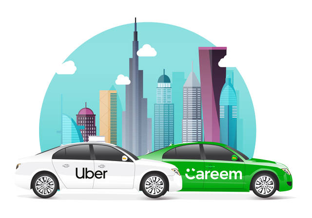 Careem became a wholly-owned subsidiary of Uber