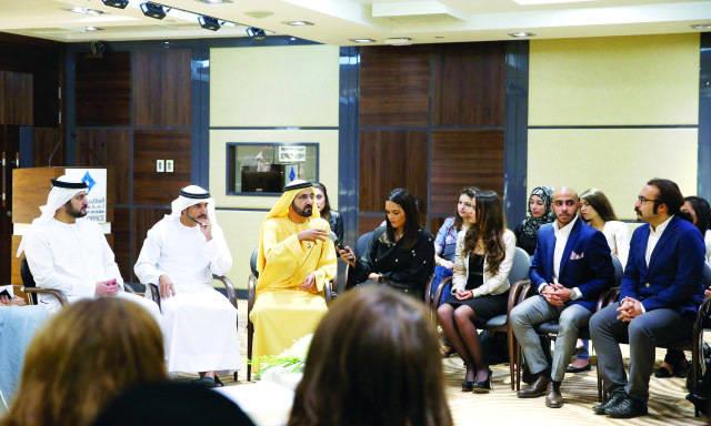 للسنة السابعة.. الإمارات الأولى للعيش وتأسيس الأعمال