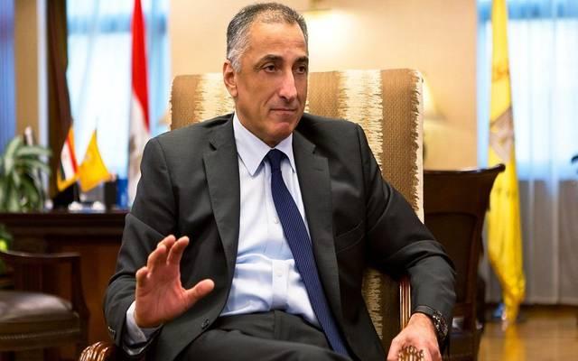 طارق عامر محافظ البنك المركزي المصري- أرشيفية