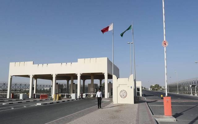 الجمارك السعودية تبدأ أعمالها في منفذ سلوى الحدودي مع قطر