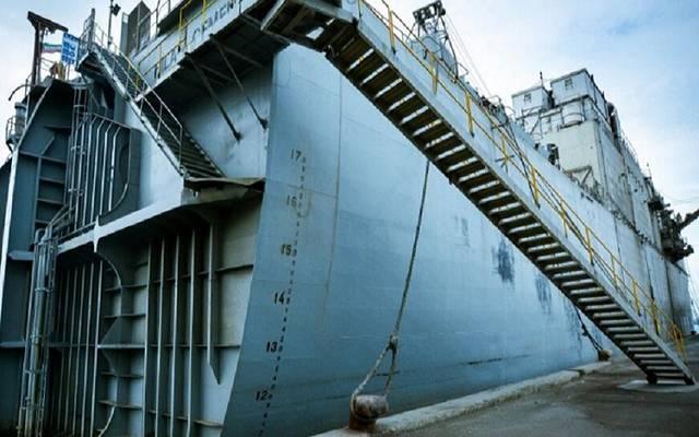 سفينة شحن أسمنت تابعة للشركة