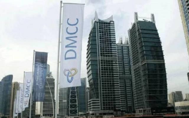 أحد المقار التابعة لمركز دبي للسلع المتعددة