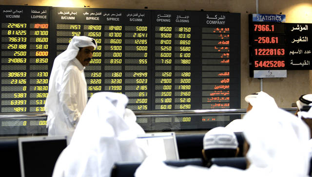 The food retailing sector topped TASI's losers falling 5.5%