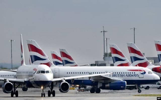 طيارو الخطوط الجوية البريطانية يصوتون لصالح إضراب مفتوح بسبب الأجور