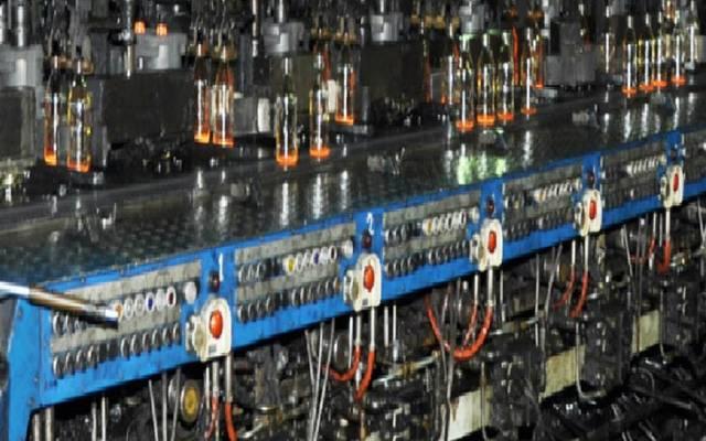 """مصنع تابع لشركة الصناعات الزجاجية الوطنية """"زجاج"""""""