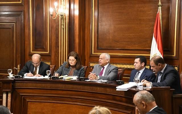 وزيرة التخطيط خلال اجتماع لجنة الصناعة بمجلس النواب