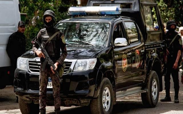 عناصر من وزارة الداخلية المصرية