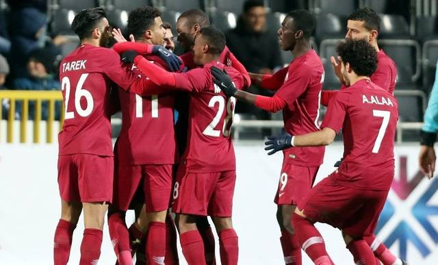 The two players have not lived continuously in Qatar for at least five years over the age of 18