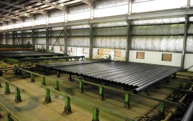 Pipes will be supplied from the company's factory in Riyadh