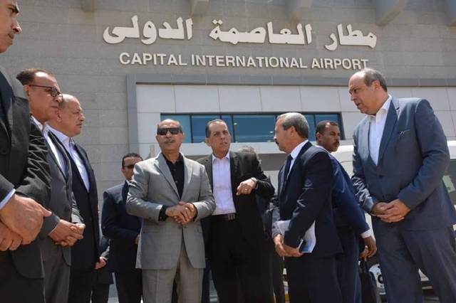 Egypt to start pilot operation of New Capital Airport