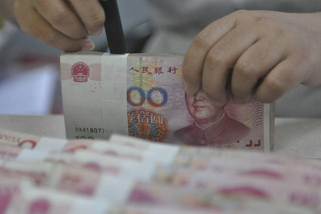 China's new bank lending rises in August