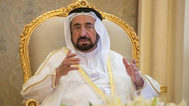 الشيخ الدكتور سلطان بن محمد القاسمي، عضو المجلس الأعلى حاكم الشارقة