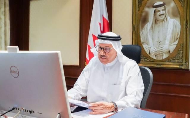 عبداللطيف الزياني، وزير الخارجية البحريني