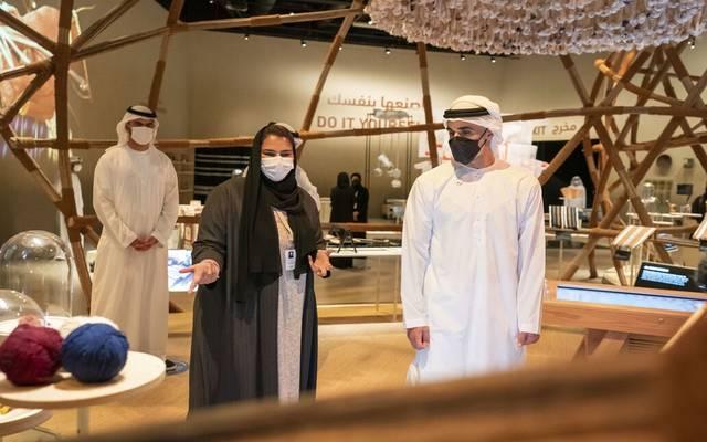 الشيخ خالد بن محمد بن زايد عضو المجلس التنفيذي لإمارة أبوظبي رئيس مكتب أبوظبي التنفيذي