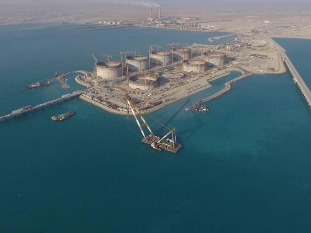 Al-Zour project in Kuwait