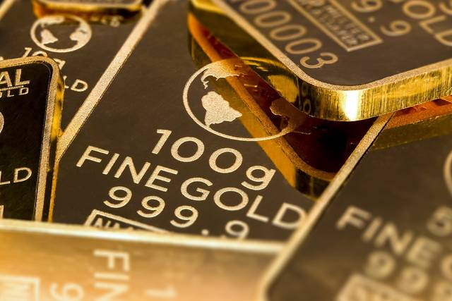 Gold demand declines in Q1 due to ETF outflows