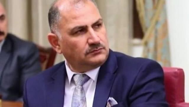 وزير الصناعة العراقي منهل الخباز