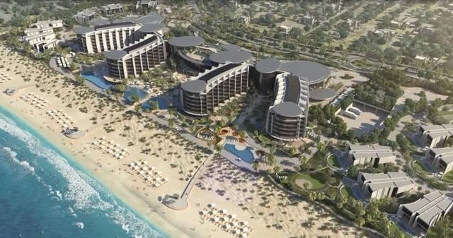 سيلتزم المنتجع الذي يضم 293 غرفة، بمبادئ السياحة المستدامة