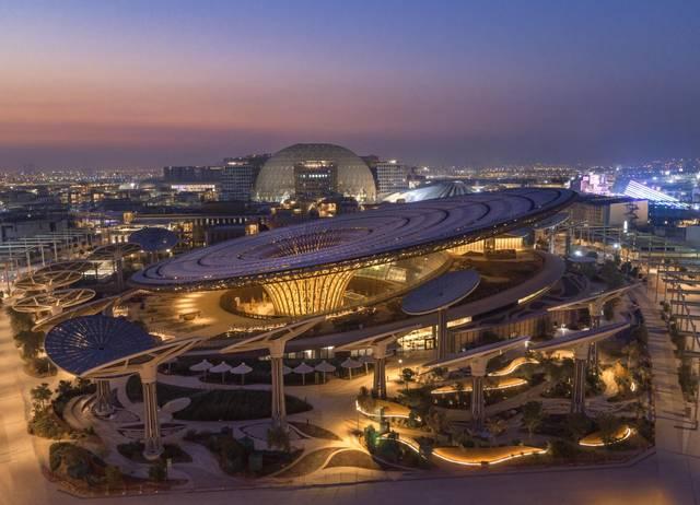 صور لإكسبو دبي