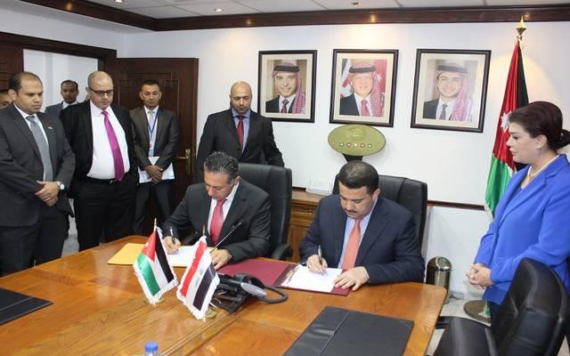 الأردن والعراق يتفقان على إنشاء منطقة صناعية مشتركة