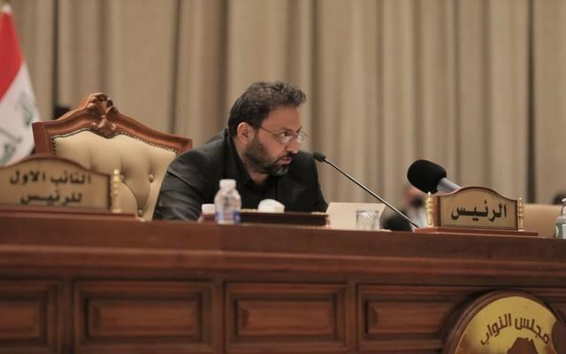 لنائب الأول لرئيس مجلس النواب العراقي، حسن كريم الكعبي- أرشيفية