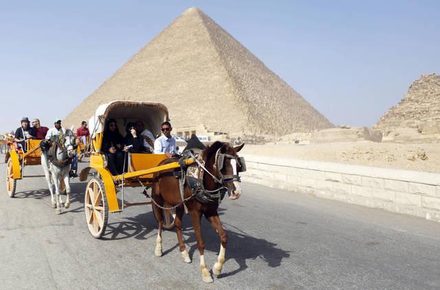 رواد مصر للاستثمار السياحي