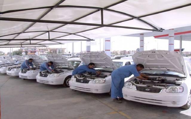 برنامج تحويل أو استبدال السيارات للعمل بالوقود المزدوج