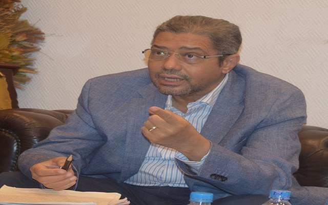 نائب رئيس مجلس إدارة مجموعة العربي المهندس إبراهيم العربي