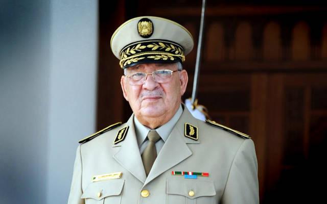 أحمد قايد صالح رئيس الأركان الجزائري