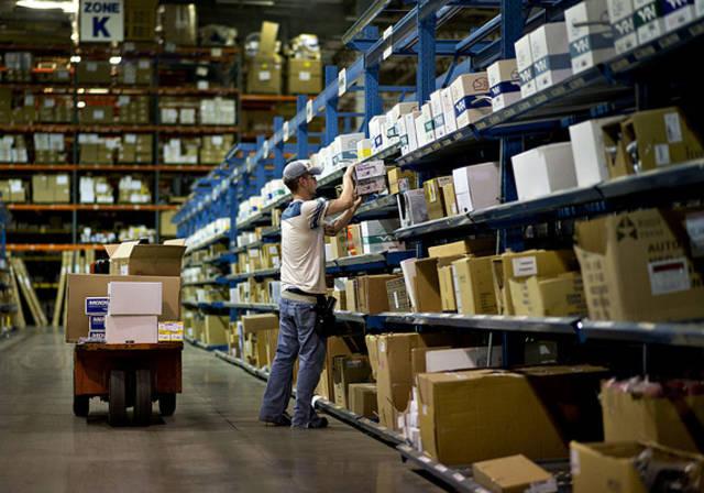 US wholesale stockpiles grow in August