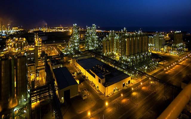 مصنع تابع لشركة رابغ للتكرير والبتروكيماويات (بترورابغ)