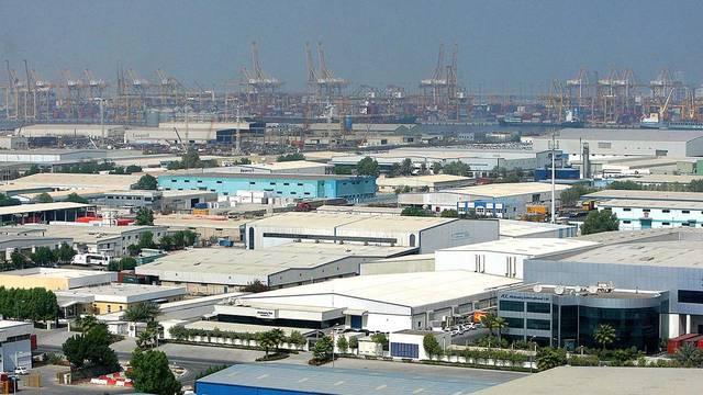 Operating profit registered AED 682 million