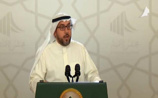 النائب بمجلس الأمة الكويتي أسامة الشاهين