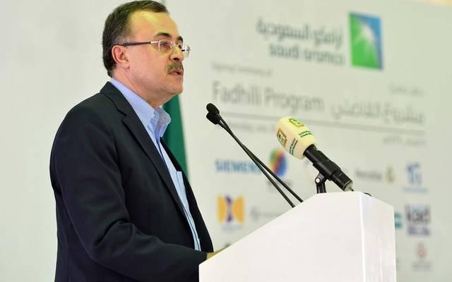 الرئيس التنفيذي لأرامكو السعودية أمين الناصر - أرشيفية