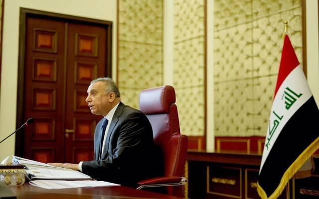 رئيس مجلس الوزراء مصطفى الكاظمي