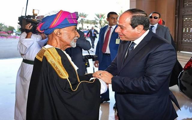 مصر والأردن تتفقان على إنشاء مجلس تنسيقي مشترك