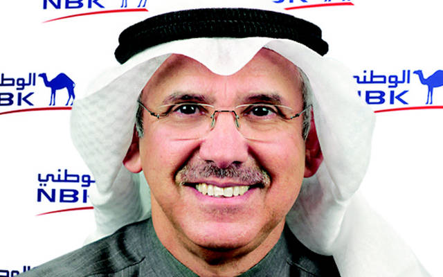 ناصر مساعد الساير ، رئيس مجلس إدارة بنك الكويت الوطني