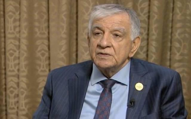 جبار علي اللعيبي - وزير النفط العراقي
