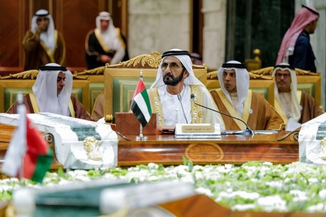نائب رئيس الإمارات، رئيس مجلس الوزراء، حاكم دبي - الشيخ محمد بن راشد آل مكتوم