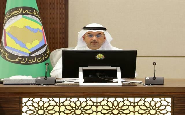 الأمين العام لمجلس التعاون لدول الخليج العربية، نايف فلاح مبارك الحجرف، أرشيفية