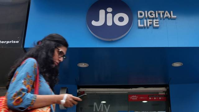 Jio Platforms is fully owned by Reliance Industries