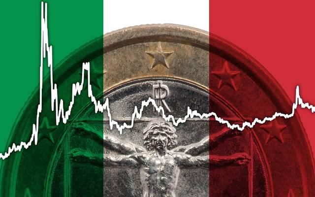 انكماش حاد لاقتصاد إيطاليا خلال الربع الأول