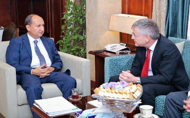 German investments in Egypt amount to $641 million now