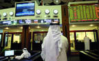 The market saw trading of 107.6 million shares