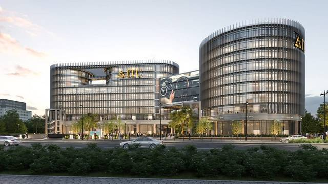 ITC mall is scheduled to be operational in the fourth quarter of 2022