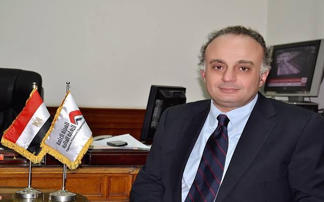 شريف سامي  رئيس مجلس إدارة البنك التجاري الدولي